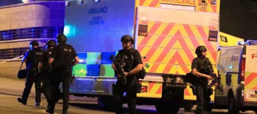 19 dead, 50 injured in Britain concert blasts