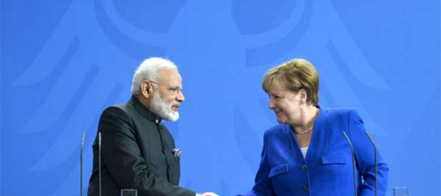 Germany reaffirms support for India's NSG membership bid