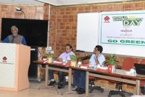 HUDCO Observes World Environment Day