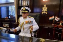 Navy Chief to begin visit Israel on Monday