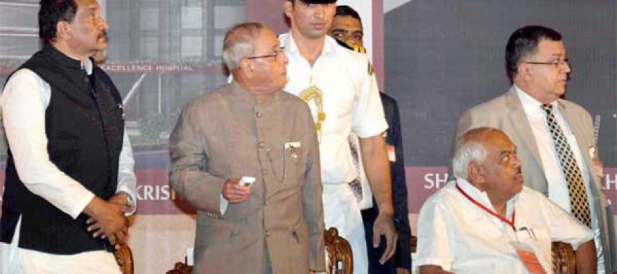 President calls for better healthcare in rural areas