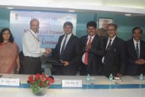 MoU between NTPC and MOP for 2017-18