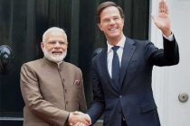 India, Netherlands reaffirm commitment to combat terrorism