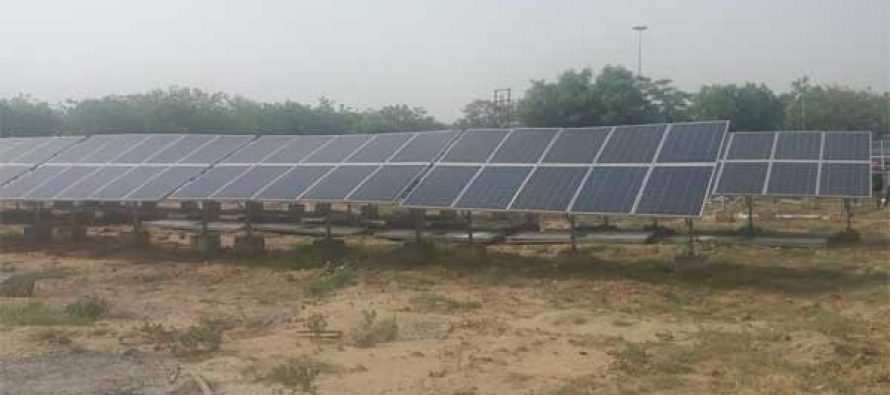 Tata Power Solar gets award for project in Andhra Pradesh