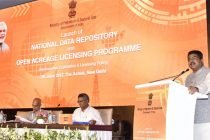 New oil, gas auction policy, data repository launched