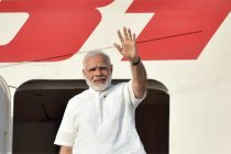 PM Modi leaves for three-nation tour