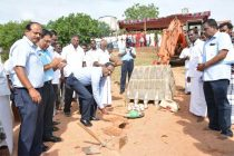 NlClL Commences Water Resource Augmentation / Desilting of  Water bodies under CSR in Cuddalore & Coimbatore Districts