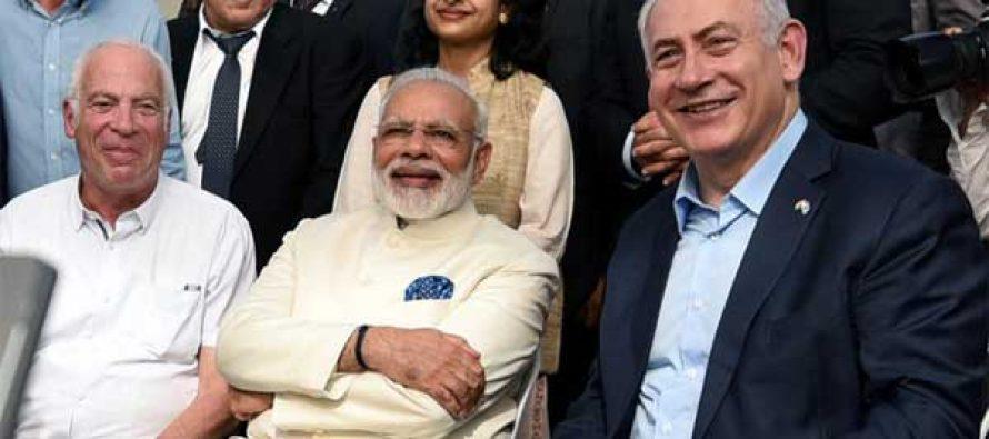 Netanyahu's friendship theorem: I square T square equals Israel, India Ties for Tomorrow