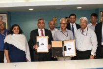 PFC Signs MoU with GoI
