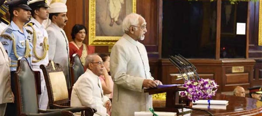 President not in favour of two executives: Ansari