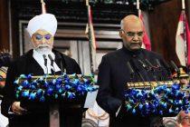 Kovind sworn in as India's 14th President