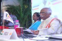Dattatreya attends BRICS Labour and Employment Ministers' Meet