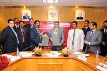 Signing of Mutual Fund distribution agreement between PNB and 4 Mutual fund companies