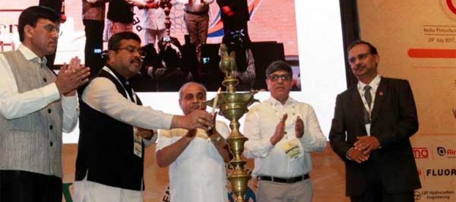 Petroleum Minister, Dharmendra Pradhan, inaugurates 6th Petrochemical Conclave