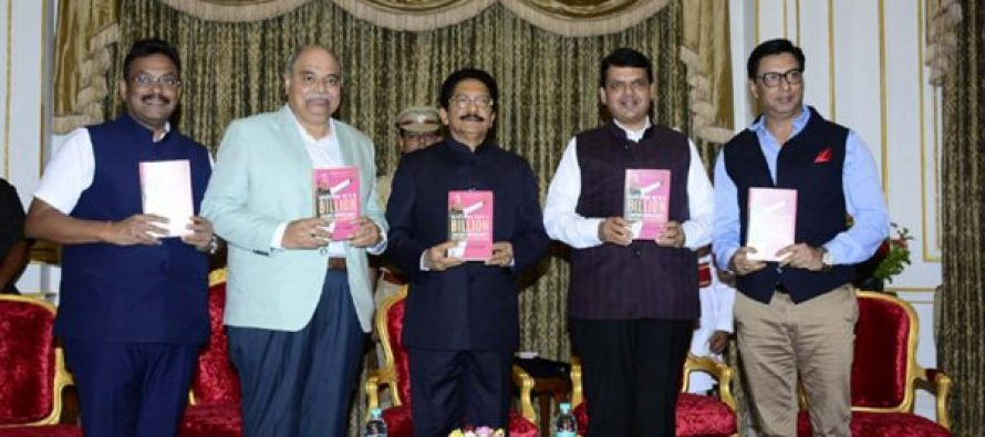 New book on PM, 'Marching with a Billion' released