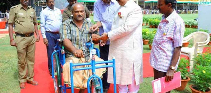 NLC India Limited launches Home for Elders at Neyveli