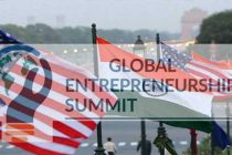 1,500 delegates to participate in Global Entrepreneurship Summit