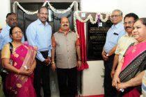 NLCIL under CSR provides Dialysis Centre for the Government Head Quarters Hospital, Cuddalore