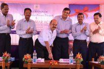 Dr Sarat Kumar Acharya, CMD, NLCIL inaugurated Solar Power Project in Neyveli