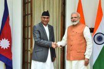 Nepal-India defence cooperation interdependent: Modi