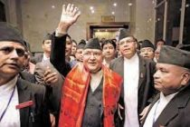 Oli expands cabinet, inducts four more ministers