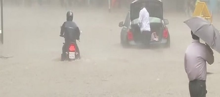 Mumbai deluge: More rains this week, warns IMD