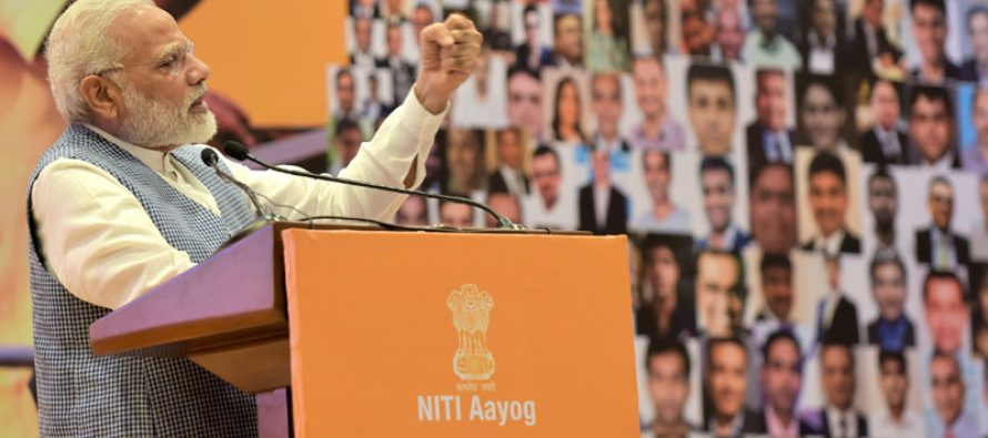 Need to turn development into mass movement : PM Modi
