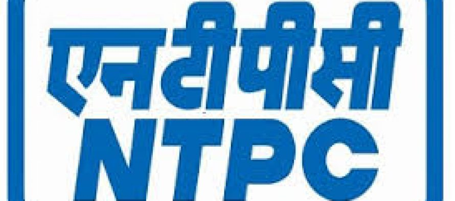 NTPC's 5% stake sale subscribed by institutional investors