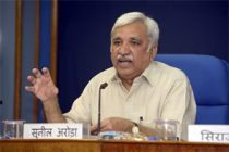 Sunil Arora appointed Election Commissioner