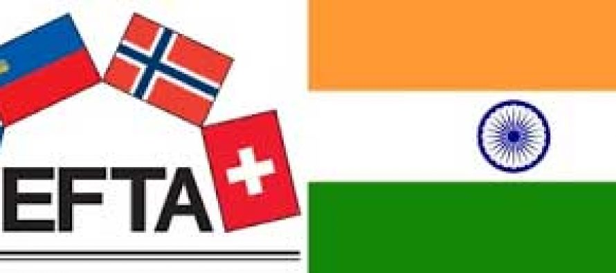 India-European FTA talks this month