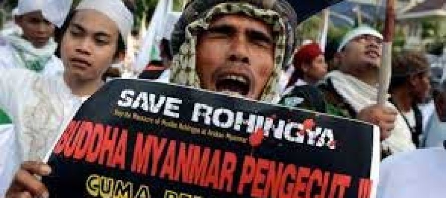 China to donate $147bn for peace in Myanmar's Rakhine state