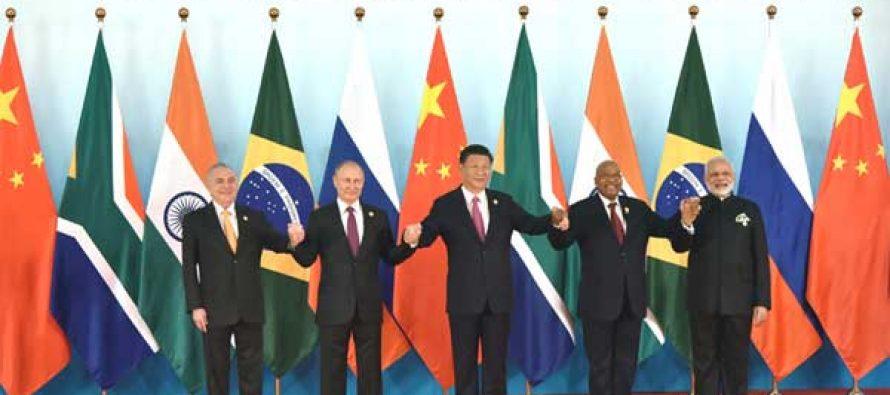 BRICS: India Steals Show: KEEP CHINA ENGAGED…