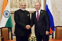 Modi, Putin hold bilateral meeting in Xiamen
