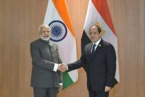 India, Egypt agree to further strengthen bilateral ties