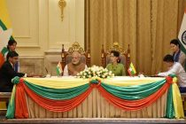 India, Myanmar sign 11 agreements