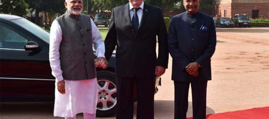 Defence ties high on agenda during Belarusian President's India visit