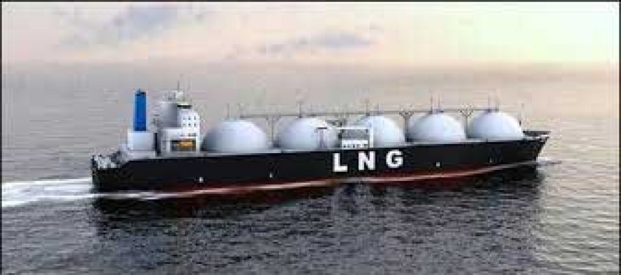India's 1st floating LNG storage & regasification unit arrives in Maha