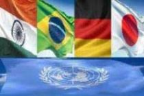 G4 nations call for text-based negotiations on UNSC reforms