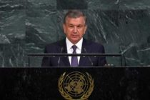 President Shavkat Mirziyoyev addressed the 72nd Session of the United Nations General Assembly