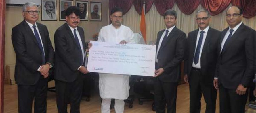 NTPC pays Total Dividend of Rs. 3,941 crore for FY 2016-17