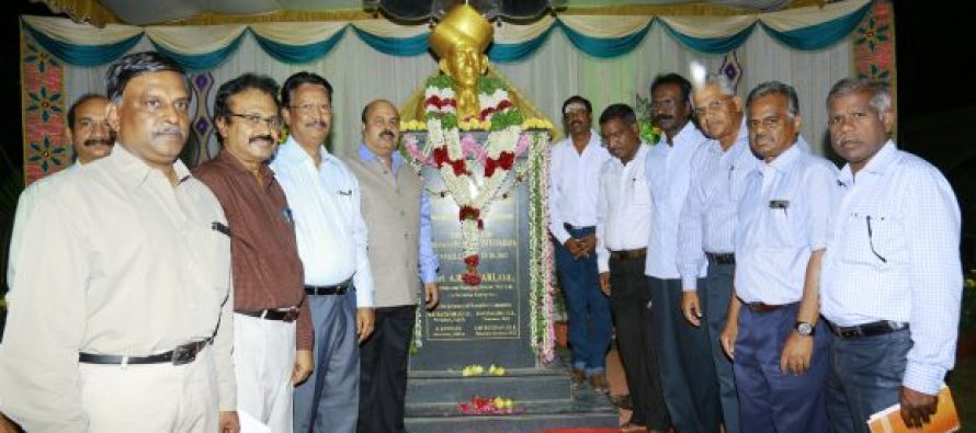 NLCIL GRANDLY CELEBRATES  50th ENGINEERS DAY