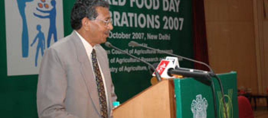 Agriculture is in a crisis and farmers will not remain silent: former ICAR chief