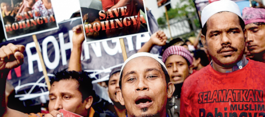 Some Rohingyas are linked to ISI, Pakistani terrorists: Centre to SC