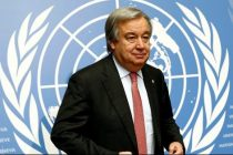 Climate change reaching 'point of no return' : UN chief