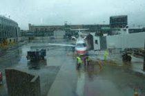 Mumbai airport main runway shut till 2 pm due to heavy rains