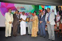 NIPM  honoured Dr S.K Acharya CMD, NLC