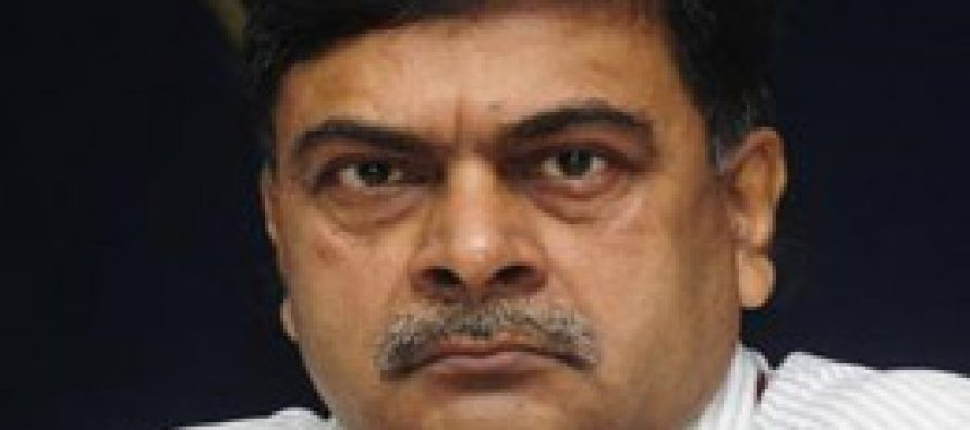 R.K. Singh : The officer who once arrested Advani in Bihar