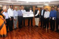 Utility Powertech Limited Pays Dividend to NTPC