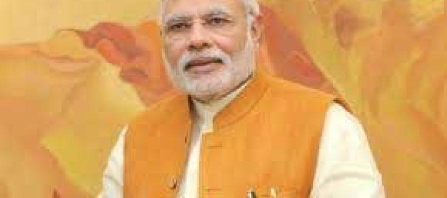 Modi wishes 5 states on their foundation day