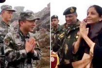 Sitharaman's 'Namastey' sends warm signal: Chinese daily